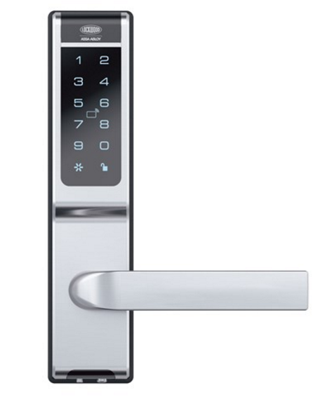 ASSA ABLOY's Lockwood CORTEX® is leading the evolution of Digital Door Locks. CORTEX® is a commercial grade Digital Lockset that offers a standalone electronic access solution that can also be easily integrated to existing systems.