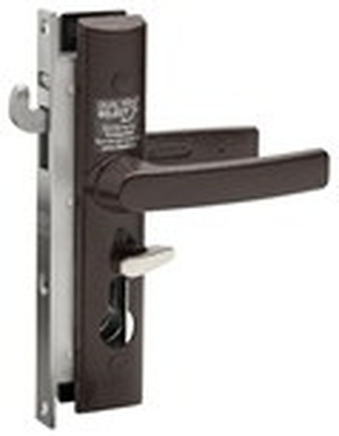 Lockwood 8654 Hinged Security Door Lock (no cylinder)
