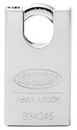Lockwood 334C45/519/5KD 45mm shrouded steel padlock