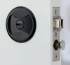 Combining elegance and ease of use, the Lockwood Cavity Sliding Door Lock provides a subtle sophistication and innovative solution for all your sliding door needs.